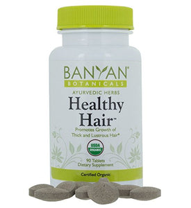 Banyan - Healthy Hair (90 tabs)