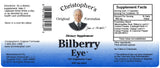 Christopher's - Bilberry Eye (100 vc)