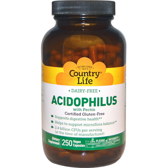 Country Life - Acidophilus (100c)