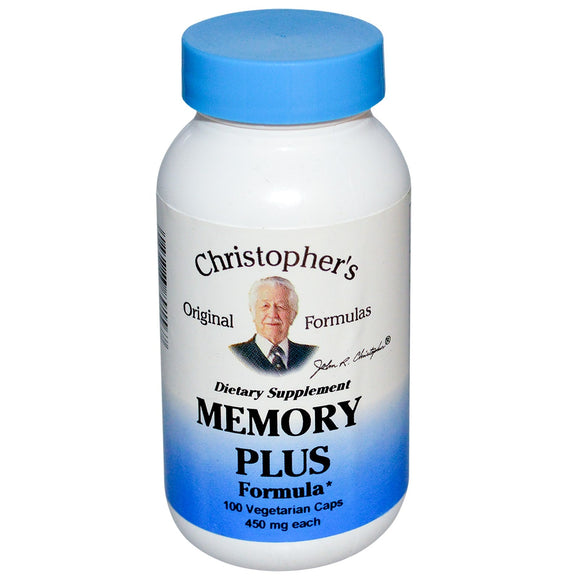 Christopher's - Memory Plus (100 vc)