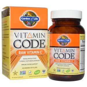 Garden Of Life - Raw Vitamin C 60vc