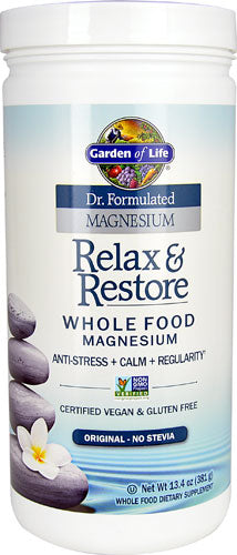 Garden Of Life - DF Magnesium Unflav Lg
