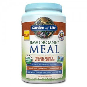 Garden Of Life Raw Meal Vanilla Spiced Chai 2.5lb