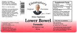 Christopher's - Lower Bowel (100 vc)