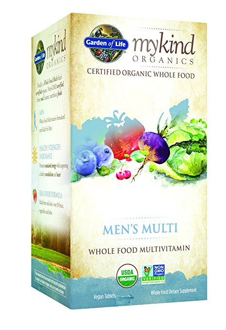 Garden Of Life  Mens Multi 120vt