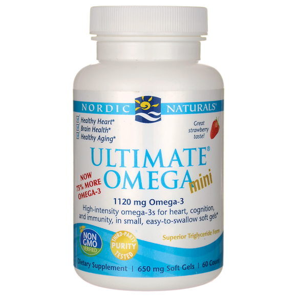 Nordic Naturals - Ultimate Mini (90 gels)