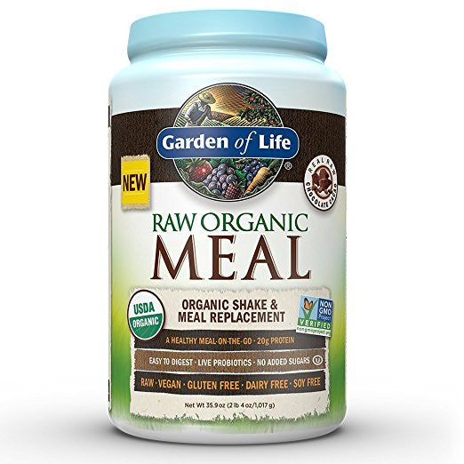 Garden of Life Raw Meal 35.9oz