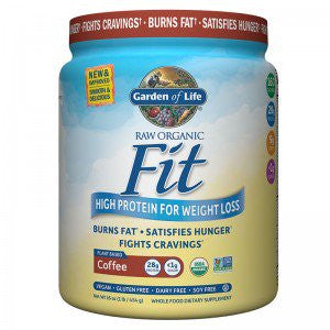 Garden Of Life Raw Fit Coffee 16oz