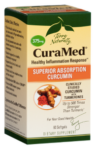 Terry Naturally - CuraMed (375mg, 60sg)