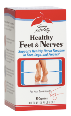 Terry Naturally - Feet and Nerves (60vc)