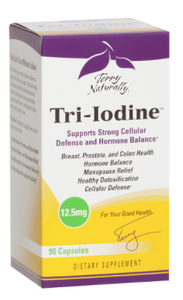 Terry Naturally - Tri-Iodine (90vc)