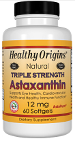 Healthy Origins - Astax T/S (12mg 60sg)