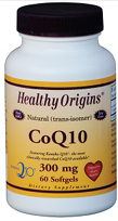 Healthy Origins - CoQ10 (300mg 60sg)