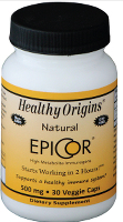 Healthy Origins - Epicor (500mg 30c)