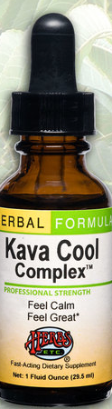 Herbs etc - Kava Cool (1fl oz)