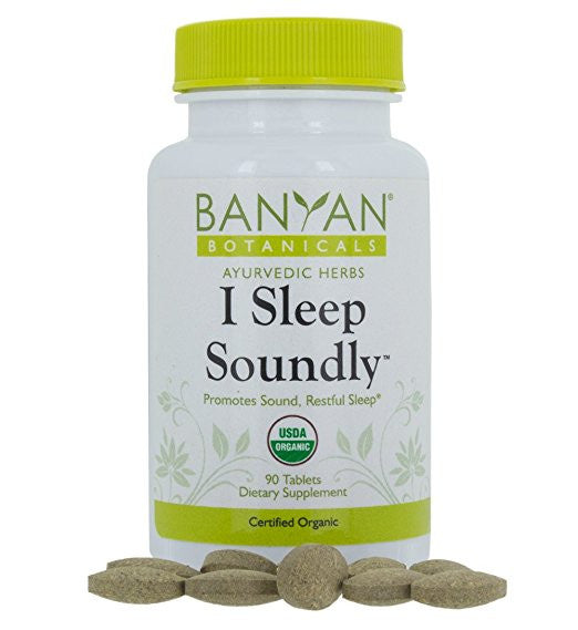 Banyan - I Sleep Soundly (90 count)