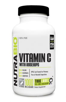NutraBio - Vitamin C (1000mg)