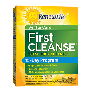 Renew Life - First Cleanse Kit