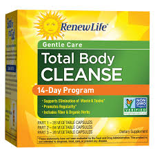 Renew Life - Total Body Cleanse