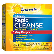 Renew Life - Total Body Rapid Cleanse
