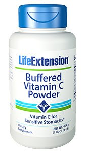 Life Extension - Buffered Vitamin C (454g)