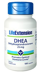 Life Extension - DHEA (25mg 100c)