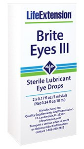 Life Extension - Brite Eyes (10 ml)