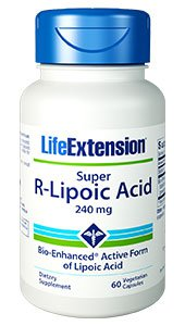 Life Extension - R Lipoic Acid (240mg 60caps)