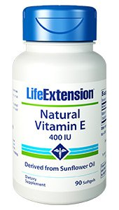 Life Extension - Vitamin E (90 gels)