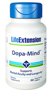 Life Extension - Dopa Mind (60caps)