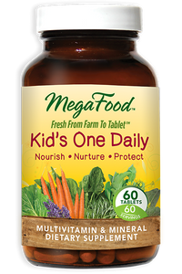 Mega Food - Kids One Daily (60 tablets)