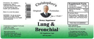 Christopher's - Lung and Bronchial (100 vc)