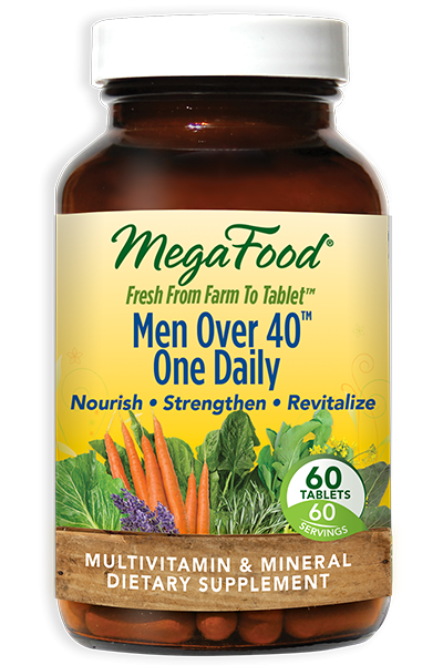 Mega Food - Men over 40 (60 tablets)