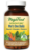 Mega Food - Mens One Daily (30 tablets)