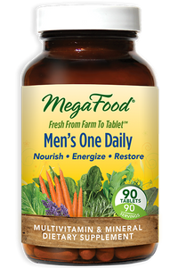 Mega Food - Mens One Daily (60 tablets)