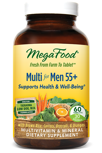Mega Food - Men over 55 (60 tablets)