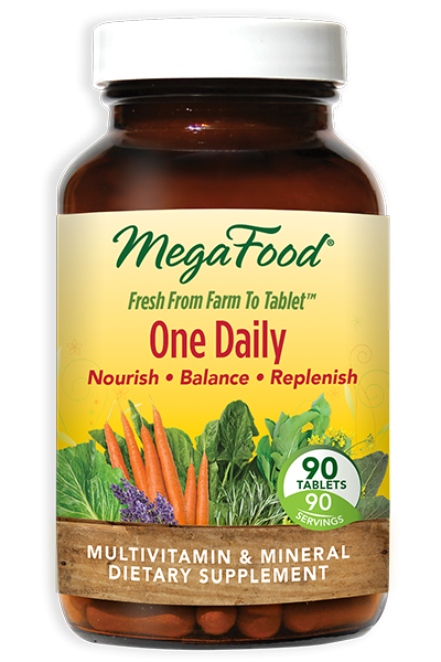 Mega Food - One Daily (60 tablets)