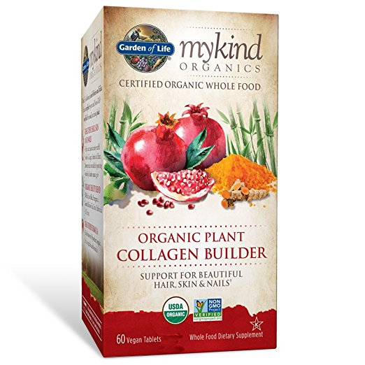 Garden Of Life - myKind Plant Collagen (60 tablets)