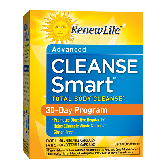 Renew Life - Cleanse Smart Kit