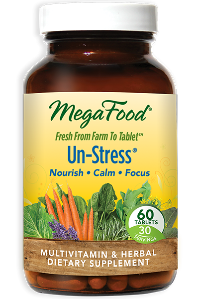 Mega Food - UnStress (30 tablets)