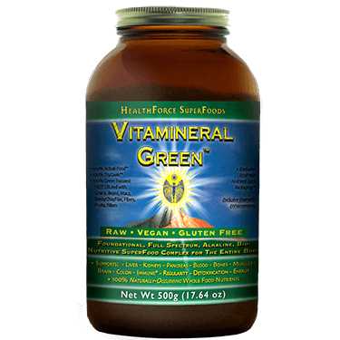 HealthForce - Vitamineral Green (500 grams)