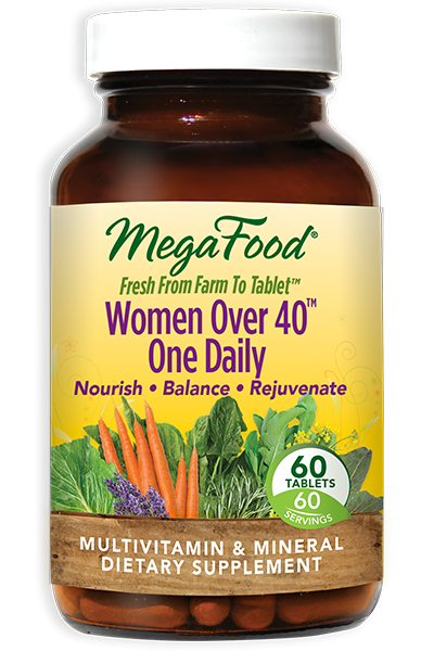 Mega Food - Women Over 40 (60 tablets)