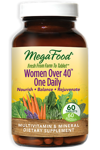 Mega Food - Women Over 40 (30 tablets)