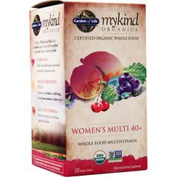 Garden Of Life - myKind Organics Womens 40+ (120 vegan tablets)