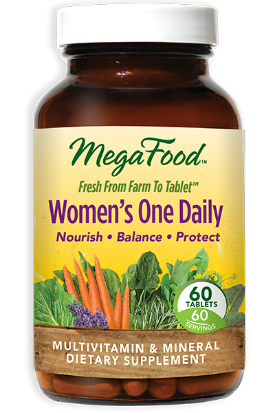 Mega Food - Women's One Daily (60 tablets)