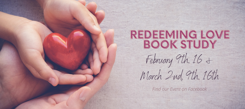 Redeeming Love Book Study