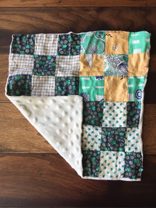 Lovie Quilt Blanket-No Tags