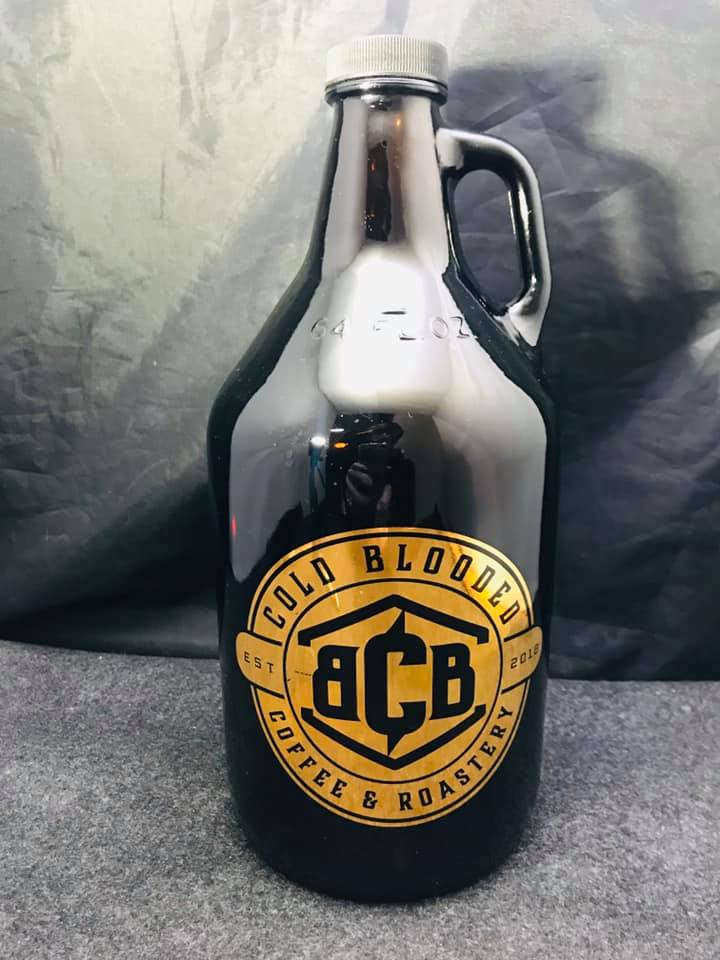 Cold Blooded: Cold Brew (Growlers)
