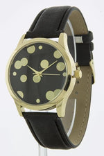 Vintage Dot Watch