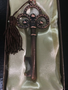 Bronze Key Bottle Opener